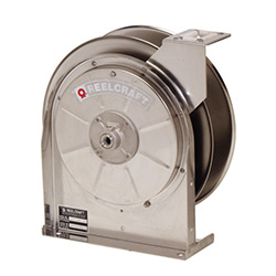 5600 OLS Stainless Steal Water Hose Reel
