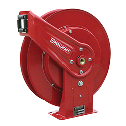 7600 OHP reelcraft hose reel