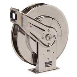 7600 OMS-S55 Stainless Steel Oil Hose Reel