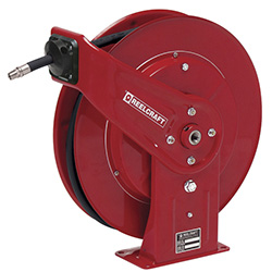 7630 OMP General Oil Hose Reel