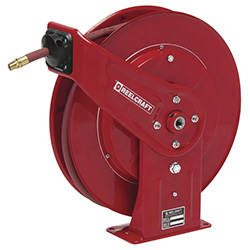 7650 OLP-HTH High Temperature Air hose reel
