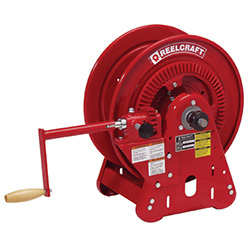 BA35122 L Twin Hydraulic hose reel