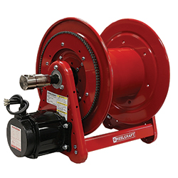 EA35128 M12DX Twin Hydraulic hose reel