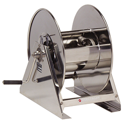 HS18000 M Stainless Steal Water Hose Reel