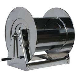 HS37000 L-S Stainless Steal Water Hose Reel