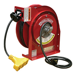 L 4545 123 9 power cord reel
