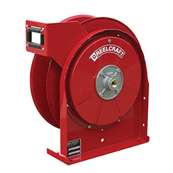 TH5400 OMP Twin Hydraulic hose reel