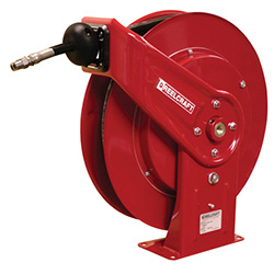 TH7445 OMP Twin Hydraulic hose reel