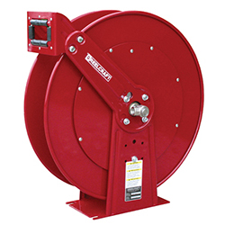 TH86000 OMP Twin Hydraulic hose reel