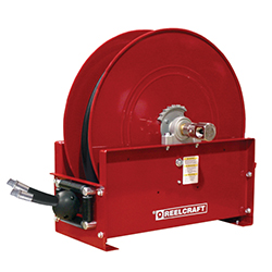 TH9265 OMPBW Twin Hydraulic hose reel
